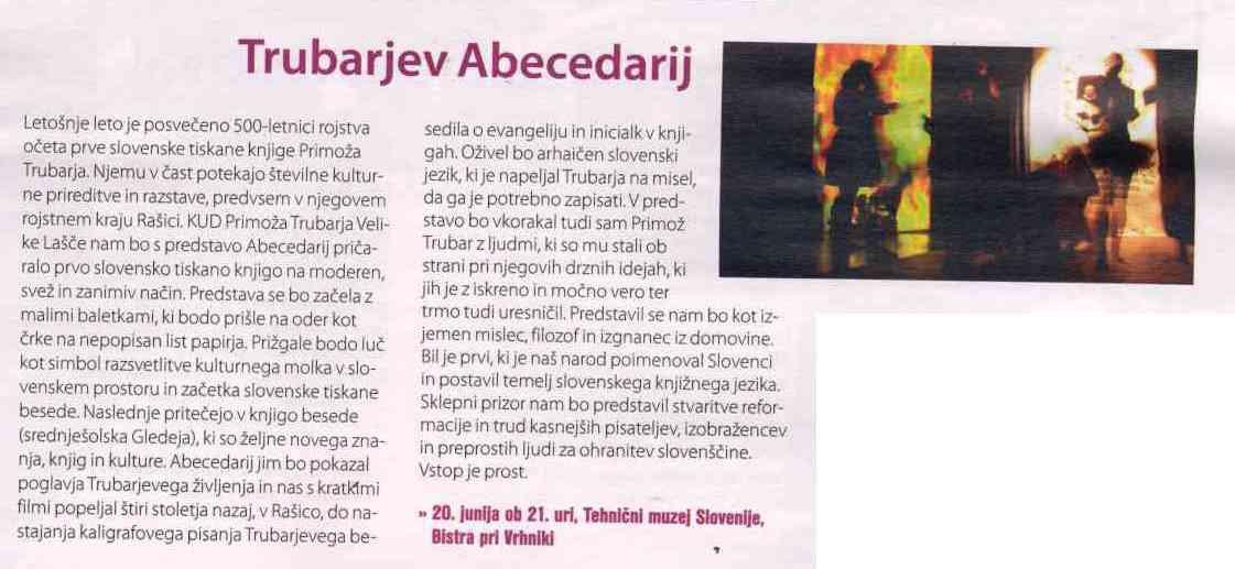 City magazine 11. 06. 2008