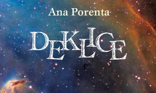 Naslov Deklice Ana Porenta