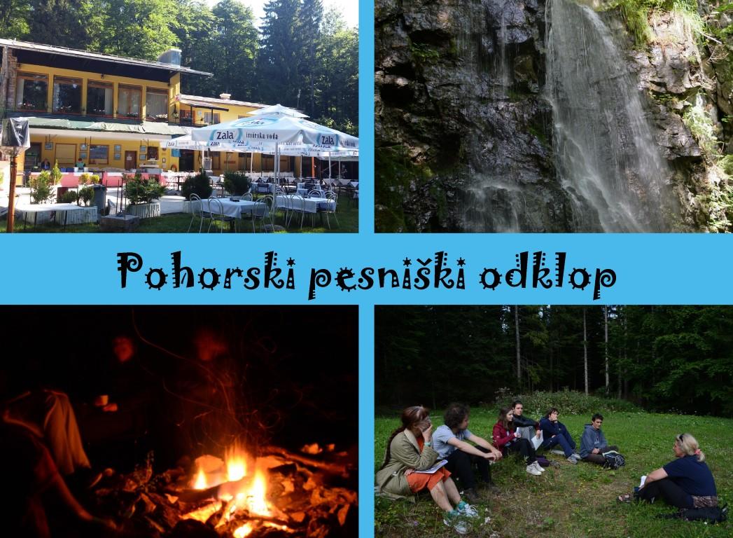 Pohorski pesniški odklop 2017