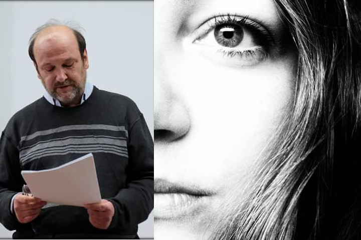 Katja Kuštrin in Peter Semolič