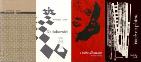 Knjige Andrejke Jereb